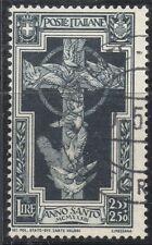 REGNO - NR. 349 - ANNO SANTO 1933 - USATO - PERFETTO