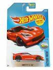 Hot Wheels 200/365 LC Aston Martin Car - Red