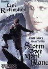 Storm Over Mont Blanc 0738329042325 With Leni Riefenstahl DVD Region 1