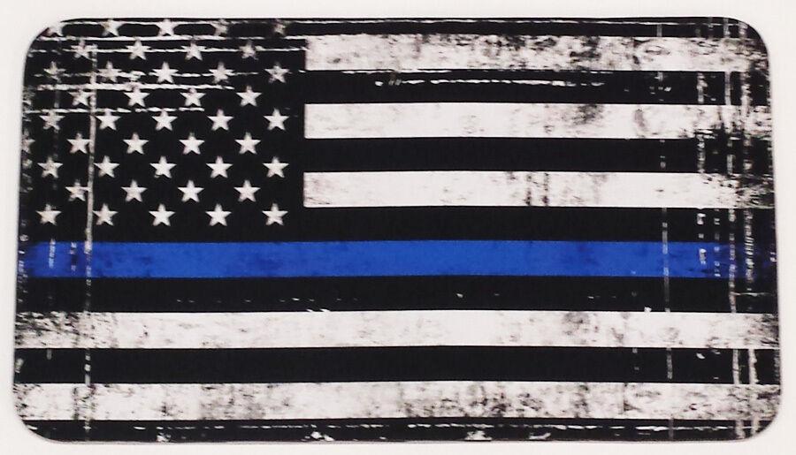 Yeti Tundra 50qt Cooler Pad Police Memorial Thin bluee  Line Flag  new sadie