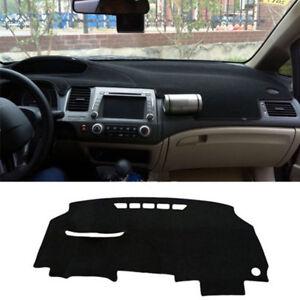 For Honda CIVIC 2012-16 Dashboard Cover Non slip Dash Mat Sun Shade Carpet Pad