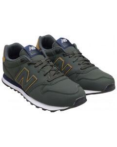 New-Balance-GM-500-Scarpe-Sportive-Sneakers-Lifesyle-Uomo-Verde