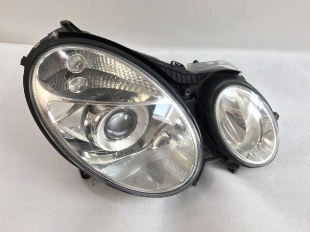 MERCEDES E-CLASS W211 2002-2005 Xenon HeadLight Front Lamp RIGHT Side