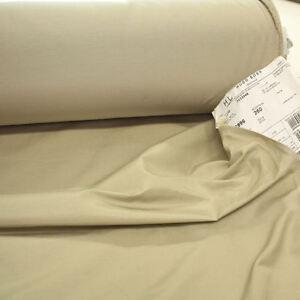 baumwoll seide in hellbeige hose hemde dekostoff bekleidungsstoff meterware ebay. Black Bedroom Furniture Sets. Home Design Ideas