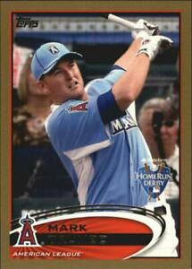 2012-Topps-Update-Gold-US202-Mark-Trumbo-Angels-NM-MT-2012