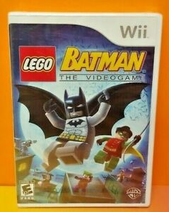 Lego-Batman-Nintendo-Wii-Wii-U-Game-Brand-New-X-Y-Factory-Sealed