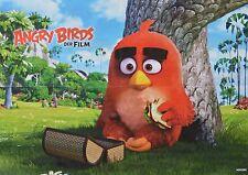 ANGRY BIRDS - A2 Poster (XL - 42 x 55 cm) - Film Plakat Clippings Fan Sammlung