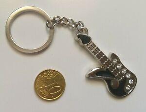 LLavero-esmaltado-forma-guitarra-52-x-23-mm-acero-inoxidable-con-cristalitos
