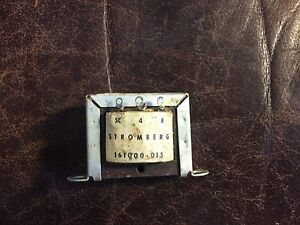 NOS-Vintage-Stromberg-Carlson-TR-14-Line-Matching-Transformer-2-available