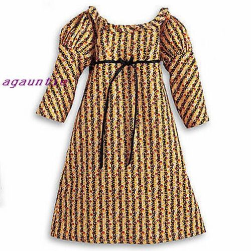 American Girl Josefina/'s Christmas Holiday DRESS Outfit Kirsten Rebecca Samantha