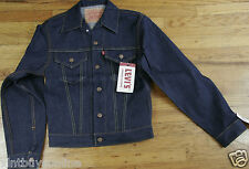 "LVC Levi's Capital E Jacket 70505-0217 1967 Type 111 Jacket ""Deadstock""  L Levis"