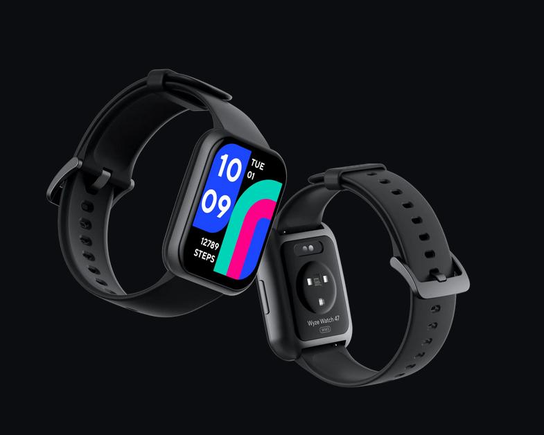Wyze Watch 47mm Blood Oxygen, Heart Rate, Sleep, Fitness Tracking Waterproof NEW