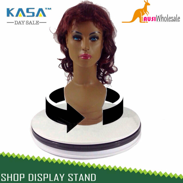 Shop Display Stand 360 Degree Rotating Turntable 3D Photo Video Photography