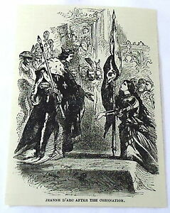 1886-magazine-engraving-JOAN-OF-ARC-AFTER-CORONATION