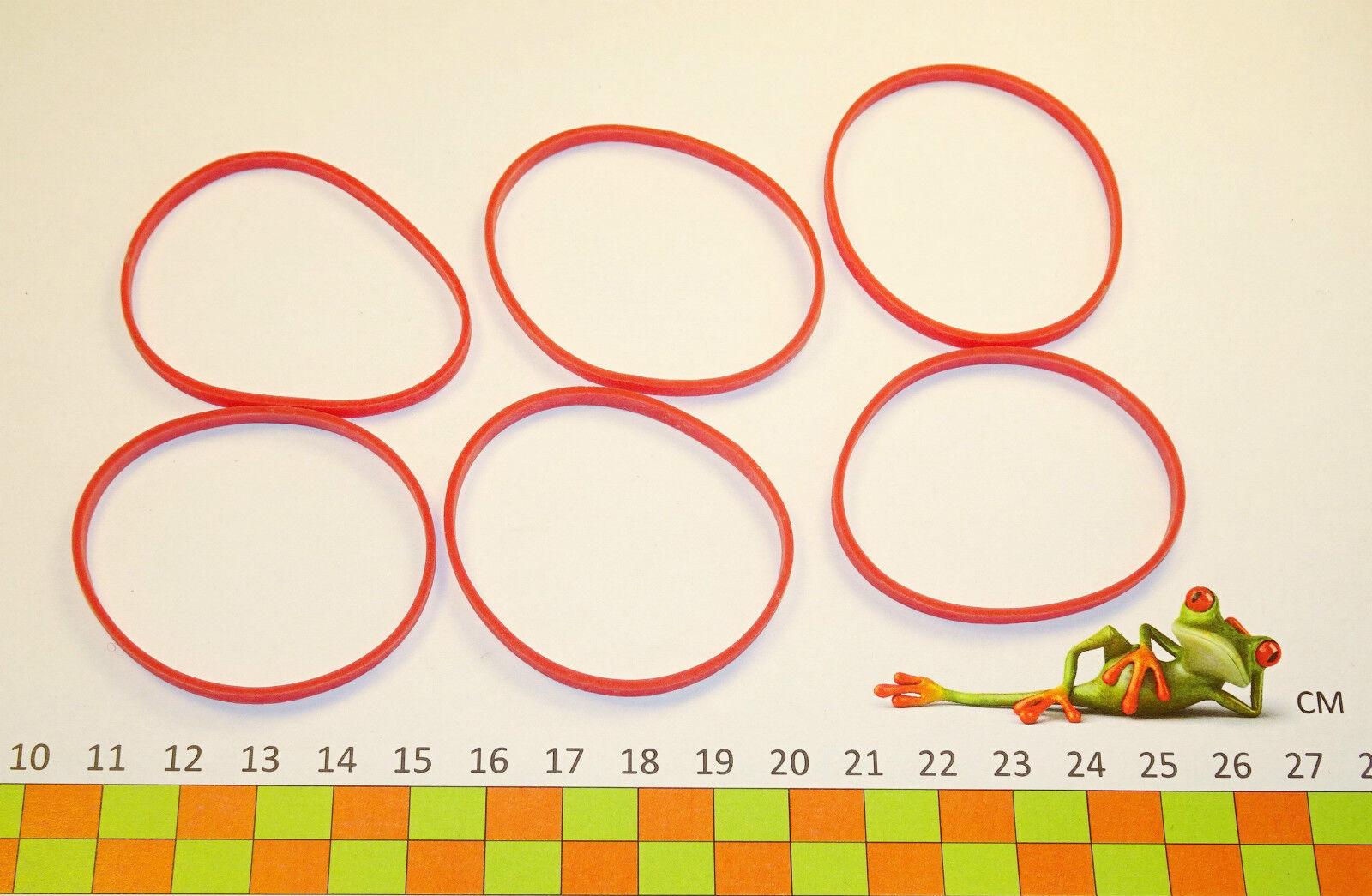 Elastiques Caoutchouc- 70(Ø45)mm x 3 mm- sac de 1kg 1kg de 5ecbbd