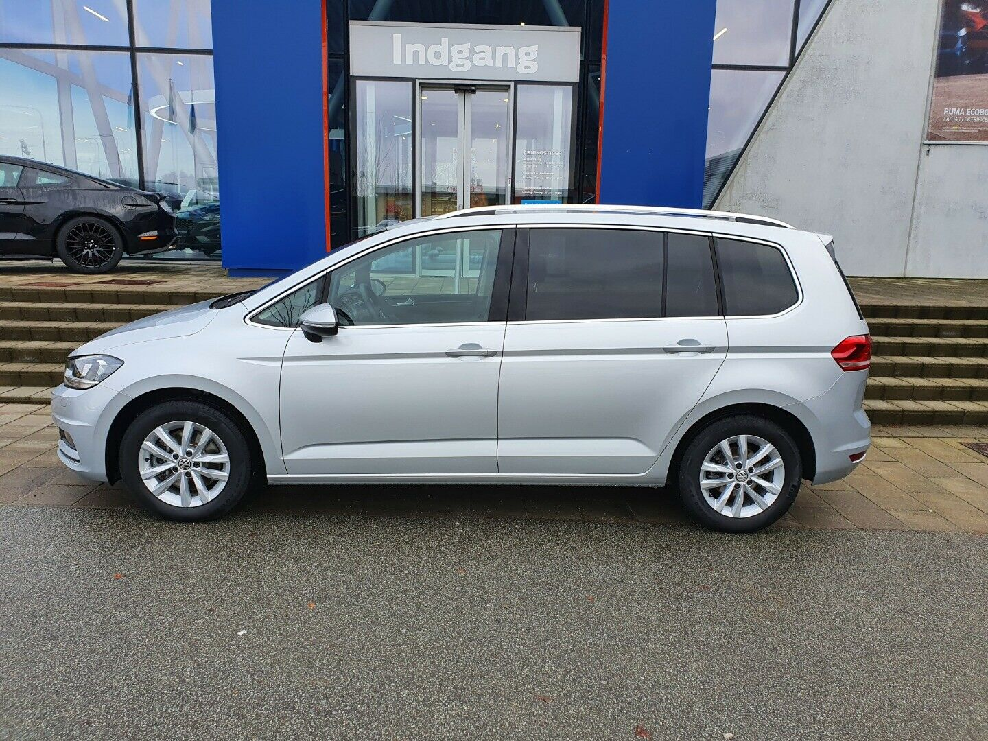 VW Touran 1,5 TSi 150 Highline DSG 7prs - billede 1