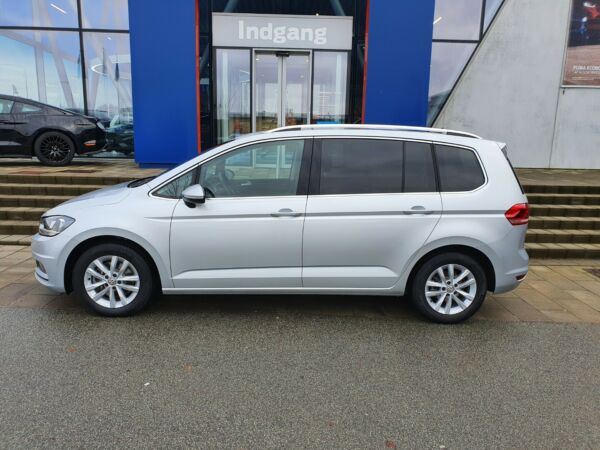 VW Touran 1,5 TSi 150 Highline DSG 7prs billede 1