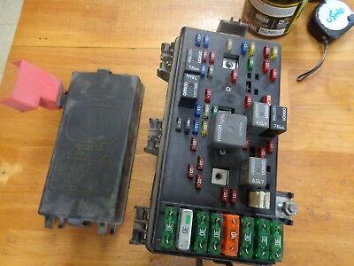 [SCHEMATICS_4NL]  200 01 02 SATURN L SERIES L100 L200 MAIN ENGINE FUSE BOX RELAY PANEL | eBay | 02 Saturn L300 Fuse Box |  | eBay