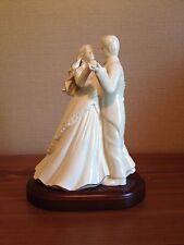 Very Large Mikasa Wedding Dance Figurine Fk018501 EBay - Mikasa Wedding Cake Topper