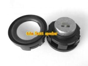 2pcs-4-ohm-5-watt-speaker-Loudspeaker-20-core-HiFi-Audio-Part