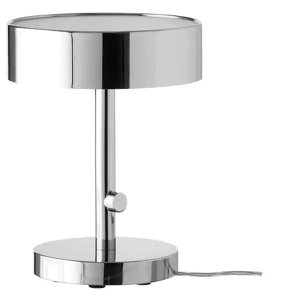 Ikea Table Lamp Stockholm 2017 Chrome