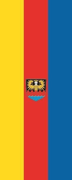 Fahne Flagge Flagge Flagge Emden im Hochformat verschiedene Größen ecfa68