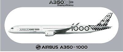 """About 20*8.8CM 1 PC Canadian BOEING 747 Sticker 7.87""""*3.46"""""""