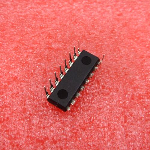 10PCS//50PCS MM74HC4052N IC MUX//DEMUX DUAL 4X1 16DIP  High Quality