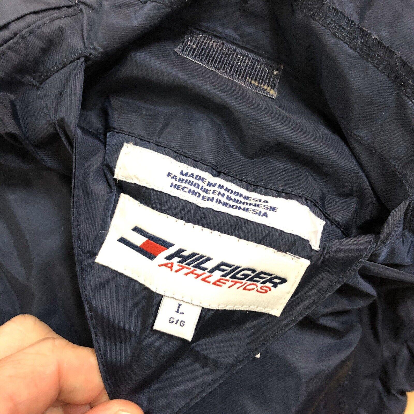 Vtg 90s Tommy Hilfiger Mens Size  Large Reversib… - image 5