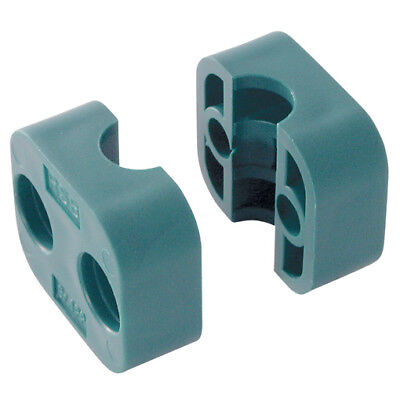 NEW PARKER 3190-PP CLAMP HALVES BOX OF 10