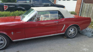 1966 Ford Mustang convertible MUST SELL REDUCED PRICE