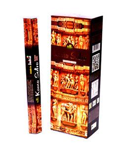 Sreevani Incense Copal Sandal Incense Stick Box 120 Sticks