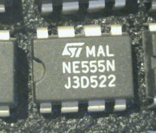 NE555N  Timers /& Support Products General Purp Single DIP-8