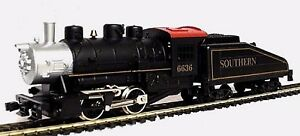 HO-SCALE-TRAIN-TRAINS-0-4-0-SOUTHERN-LOCO-W-TENDER