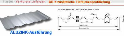 Sinnvoll Stahlblech Trapezprofil 0.5/t18-1.wahl Alu-zink MöChten Sie Einheimische Chinesische Produkte Kaufen? Heimwerker