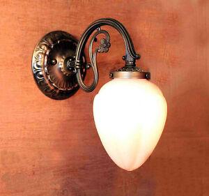 wohnzimmer berliner schlafzimmer wand lampe wandlampe art deco gr nderzeit gn188 ebay. Black Bedroom Furniture Sets. Home Design Ideas