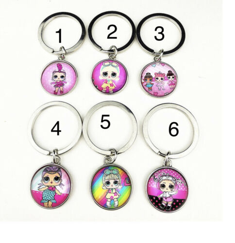 LOL girls jewellery gifts rings bracelets key rings watches christmas presents