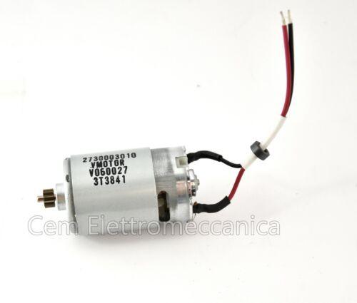 Moteur Dc 10,8 V Metabo pour Perceuse Powermaxx BS 2730003010