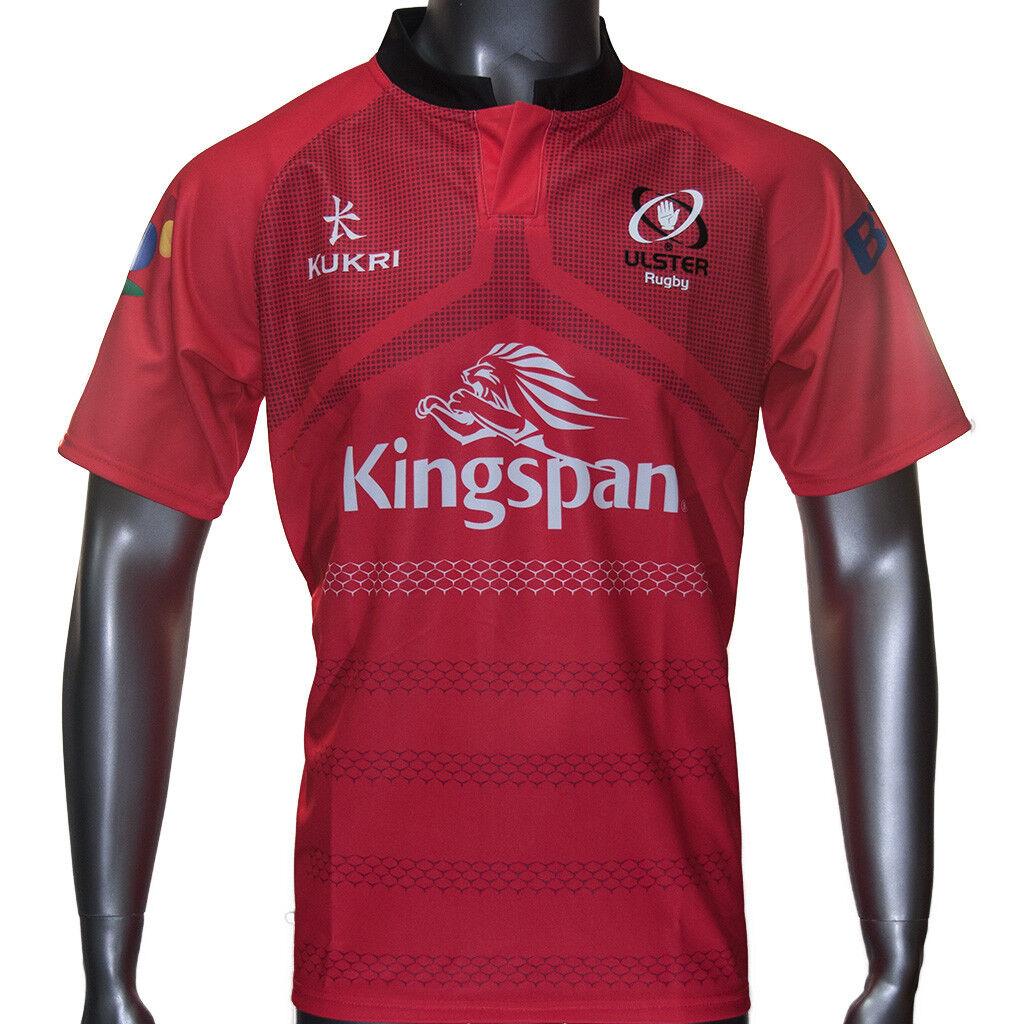 20c57be9d Ulster Rugby Men s European Replica Jersey Kohilo 2018-2019 Shirt ...