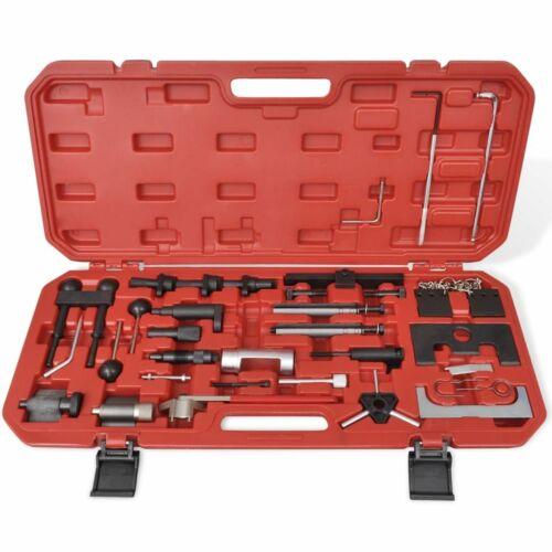 vidaXL Motor Einstellwerkzeug für VW Audi Ford Zahnriemen Spezial Werkzeug