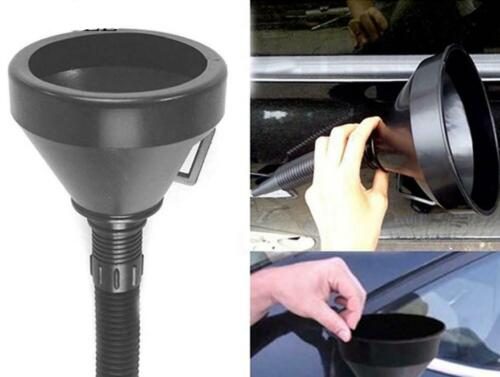 Detachable Flexible Car Water Oil Funnel Petrol Diesel With Spout /& Filter
