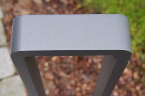 LED Piantana esterno Design Lampada Esterno Lampada vie Giardino Lampada DISSUASORE Lampada Nuovo
