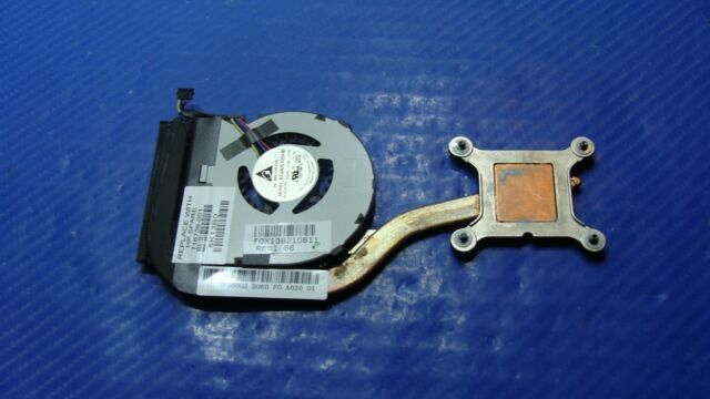 "HP EliteBook Revolve 810 G1 11.6/"" Genuine CPU Cooling Fan w//Heatsink 716736-001"