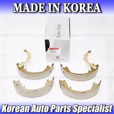 Genuine Hyundai 58350-26A00 Parking Brake Shoe Kit