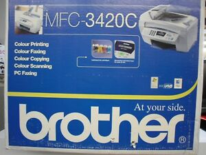 BROTHER MFC3420C DRIVERS DOWNLOAD