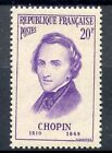 STAMP / TIMBRE FRANCE NEUF N° 1086 * FREDERIC CHOPIN / NEUF CHARNIERE