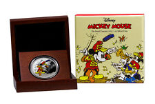 2016 Niue 1 oz. Proof Silver Disney Mickey - Band Concert In OGP SKU41996