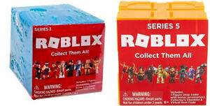 Roblox Mystery Box Series 3 - Details About Roblox Toys Mystery Box Series 3 5 Blind Box Action Figures Roblox Lot