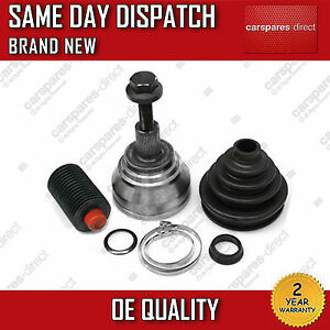 Details about VW GOLF MK5,MK6 (03-ON) DRIVESHAFT CV JOINT & CV BOOT KIT  *BRAND NEW*