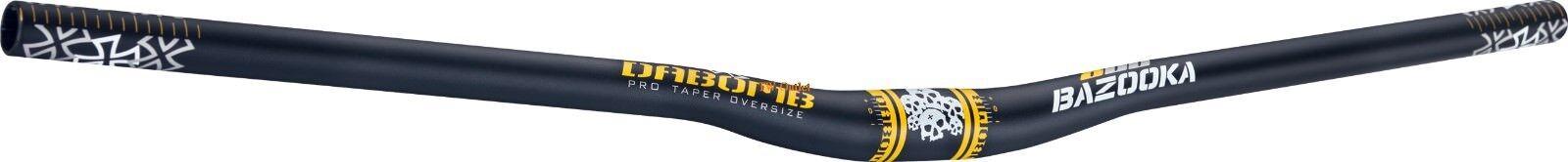 nuovo Da Bomb BAZOOKA 800 MTB AMDH Riser 9° Helebar 31.8 mm800mm 3 Colorees